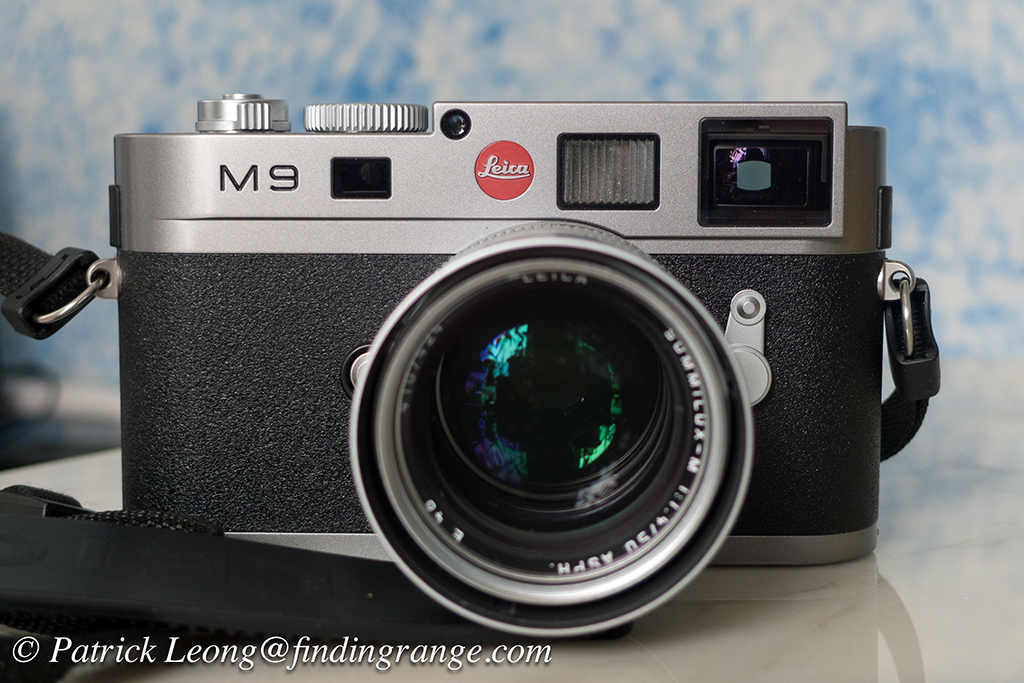 Heres A Front View Of My Steel Gray Leica M9 I Was Going To Get Black Originally But Absolutely Fell In Love With The When Saw It