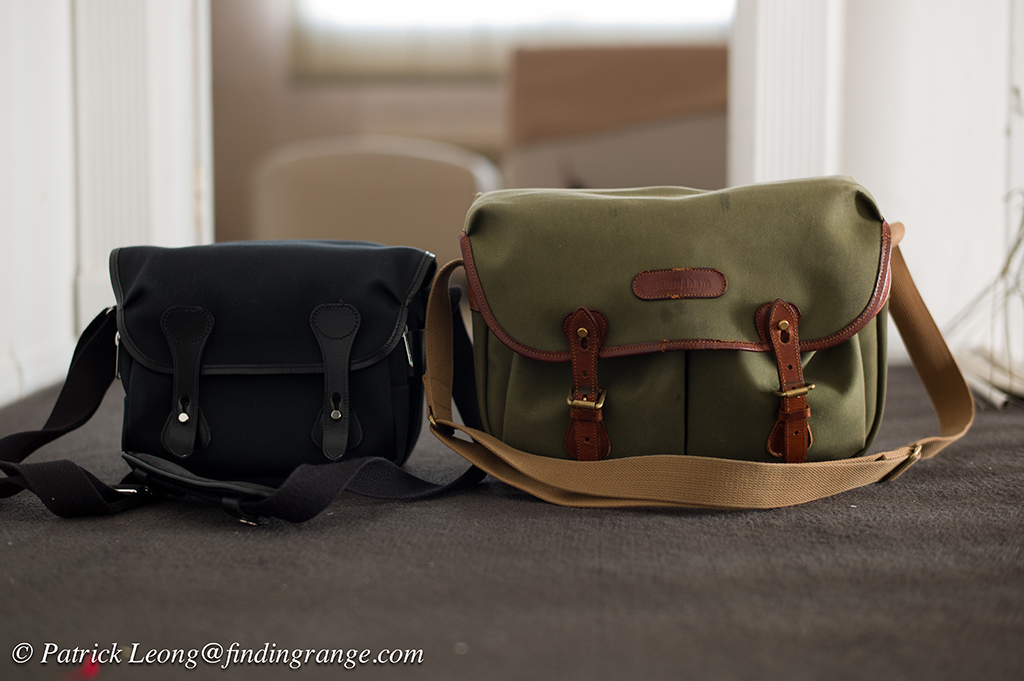 What Will The Billingham Combination Bag Fit