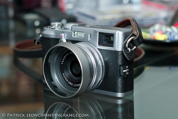 The Jcc Fuji X100 Lens Hood Review