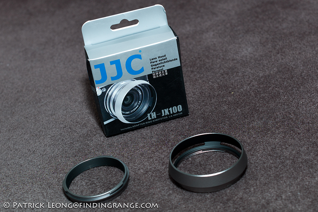 The Jcc Fuji X100 Lens Hood Review