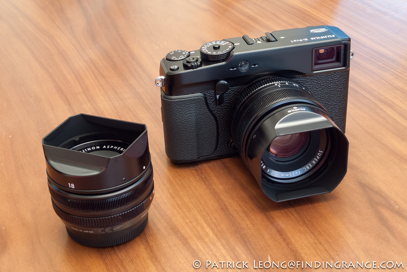 The Fuji X Pro1 Review Fujifilms Answer To Mirrorless Camera Fujifilm T100 Body Xf35mm F2 Gold Kamera Each My
