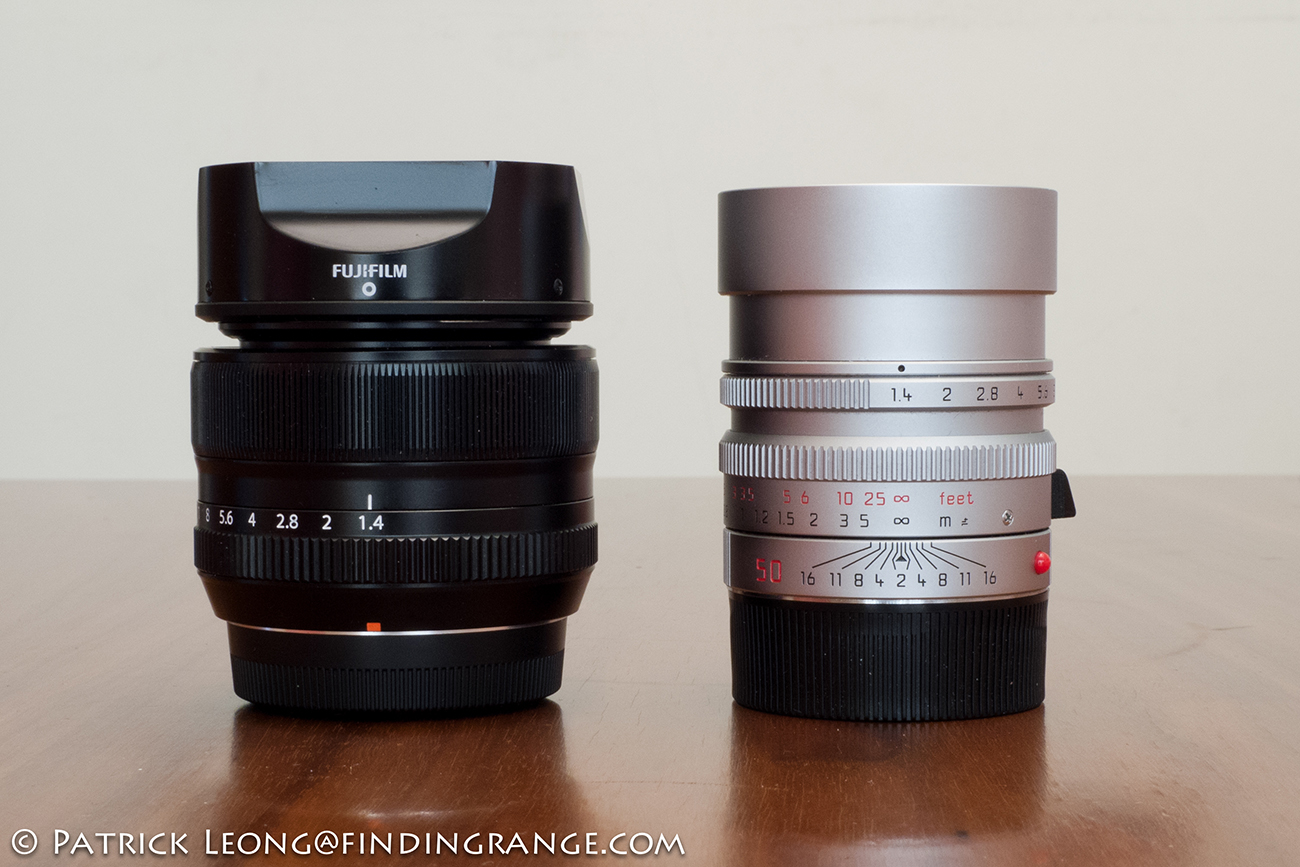 The Fujinon XF 35mm F1.4 R Lens Review For The Fuji X-Pro1