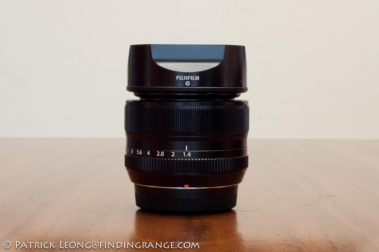 Lens 35mm F1.4 xf 35mm F1.4 r Lens