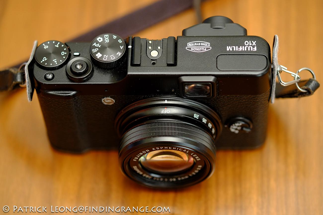 Fujifilm finepix x10 инструкция