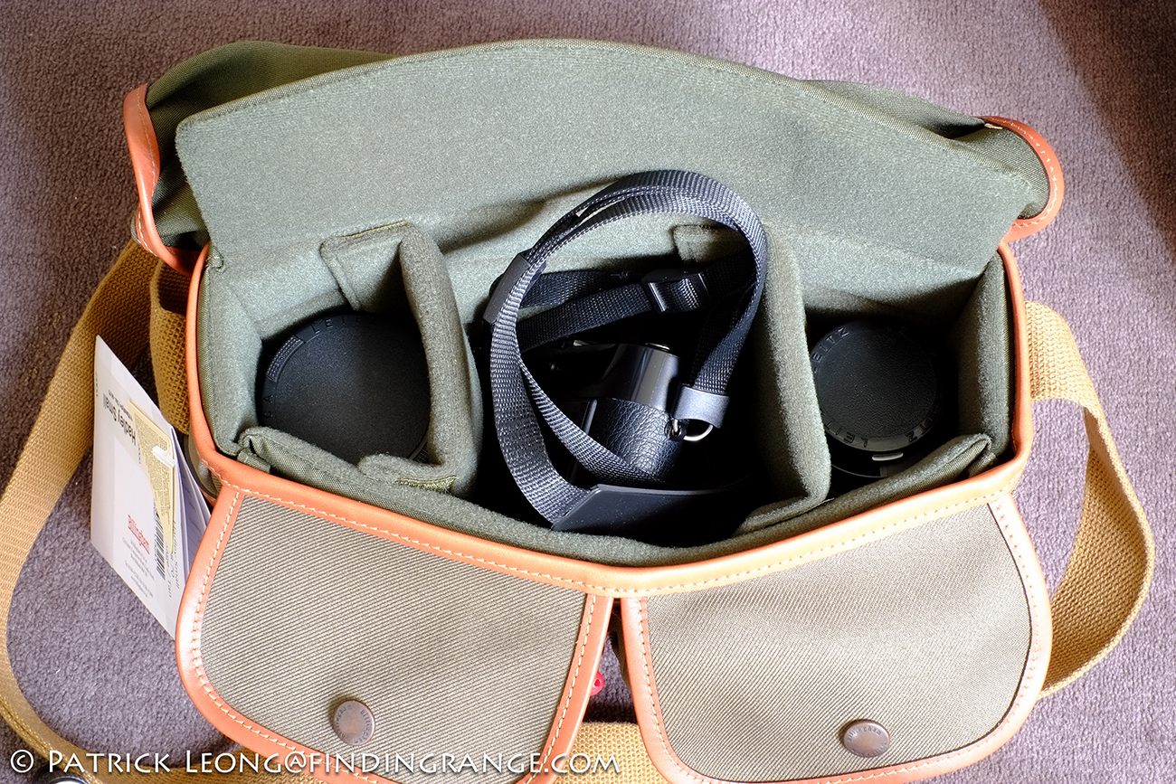 Inside View Of The Billingham Hadley Small