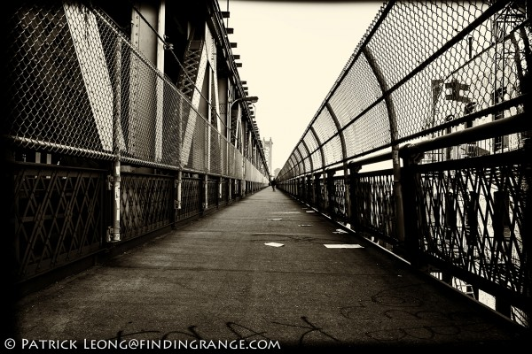 Fuji X-E1 18-55mm Manhattan Bridge 1