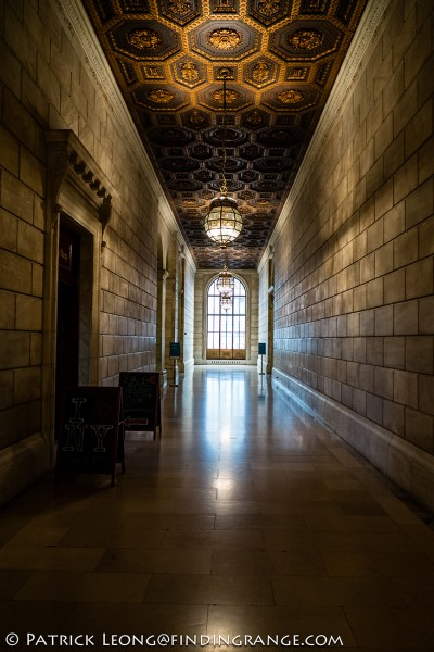 Fuji X-E1 18-55mm New York Public Library 1