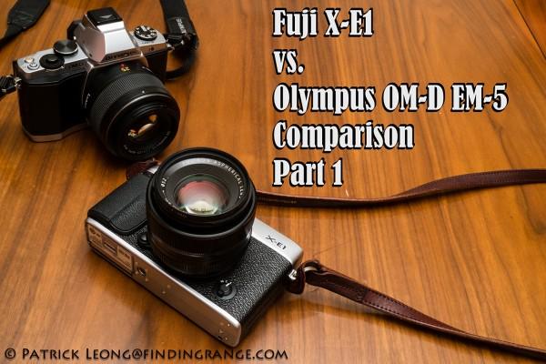 Fuji X-E1-vs-Olympus-OM-D-4