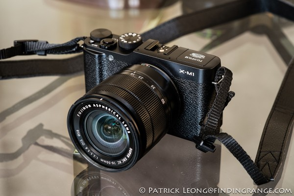 fujifilm x m1 and xc 16 50mm first impressions