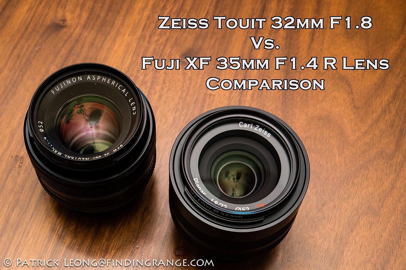 Lens 35mm F1.4 Fuji xf 35mm F1.4 r Lens