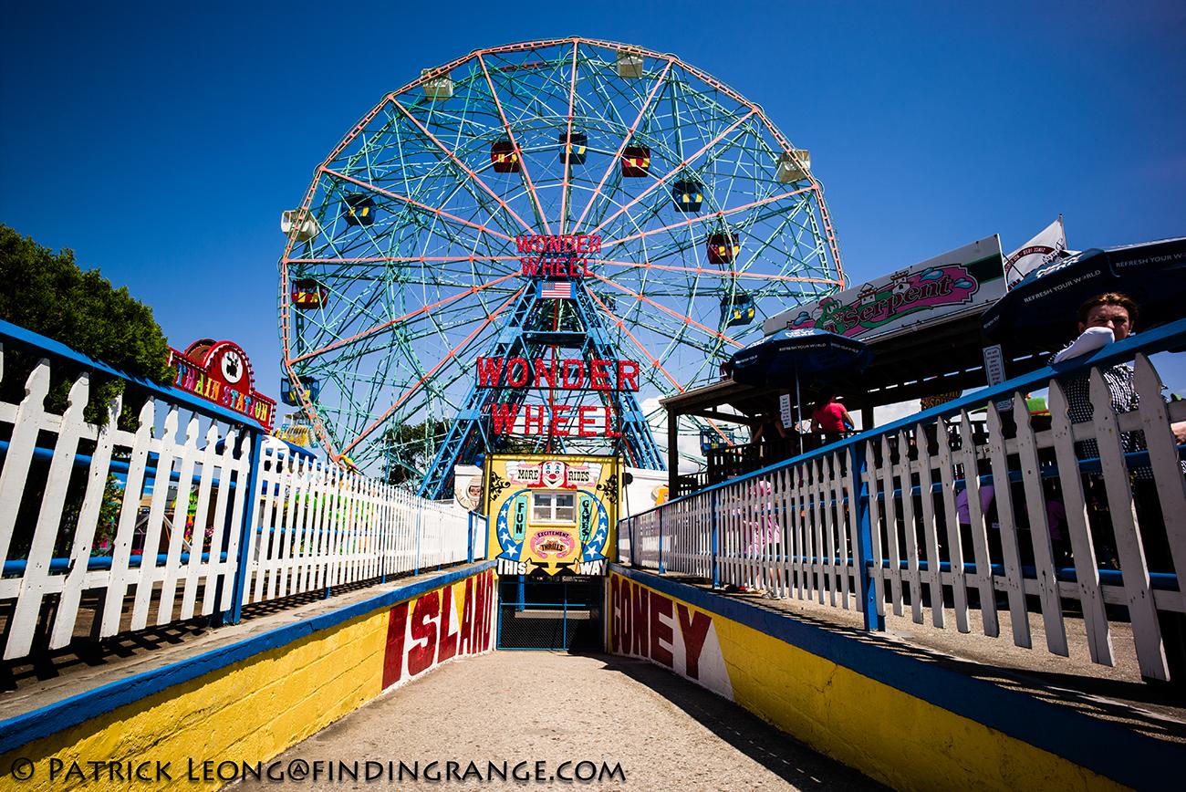 Coney Island Hotdogs Ny