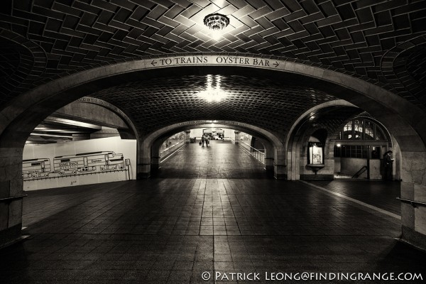 Leica M Typ 240 and 18mm Super Elmar Grand Central Station 2