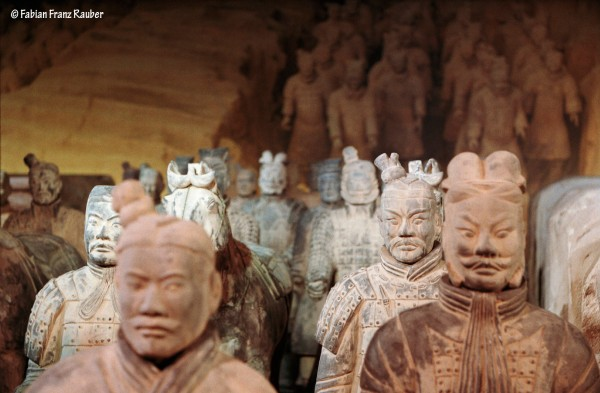 07 Terracota Warriors, Kodak Farbwelt 200, @f4