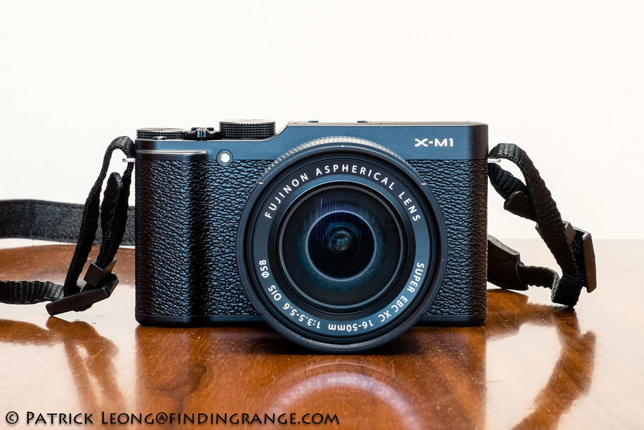 fujifilm x m1 review fuji 39 s latest entry level x series