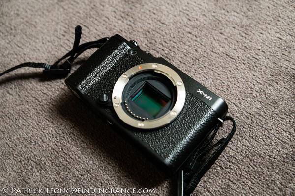 Fuji-X-M1-Sensor