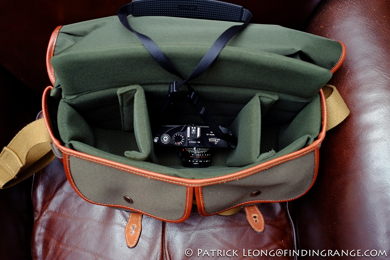Billingham Hadley Pro Review 10