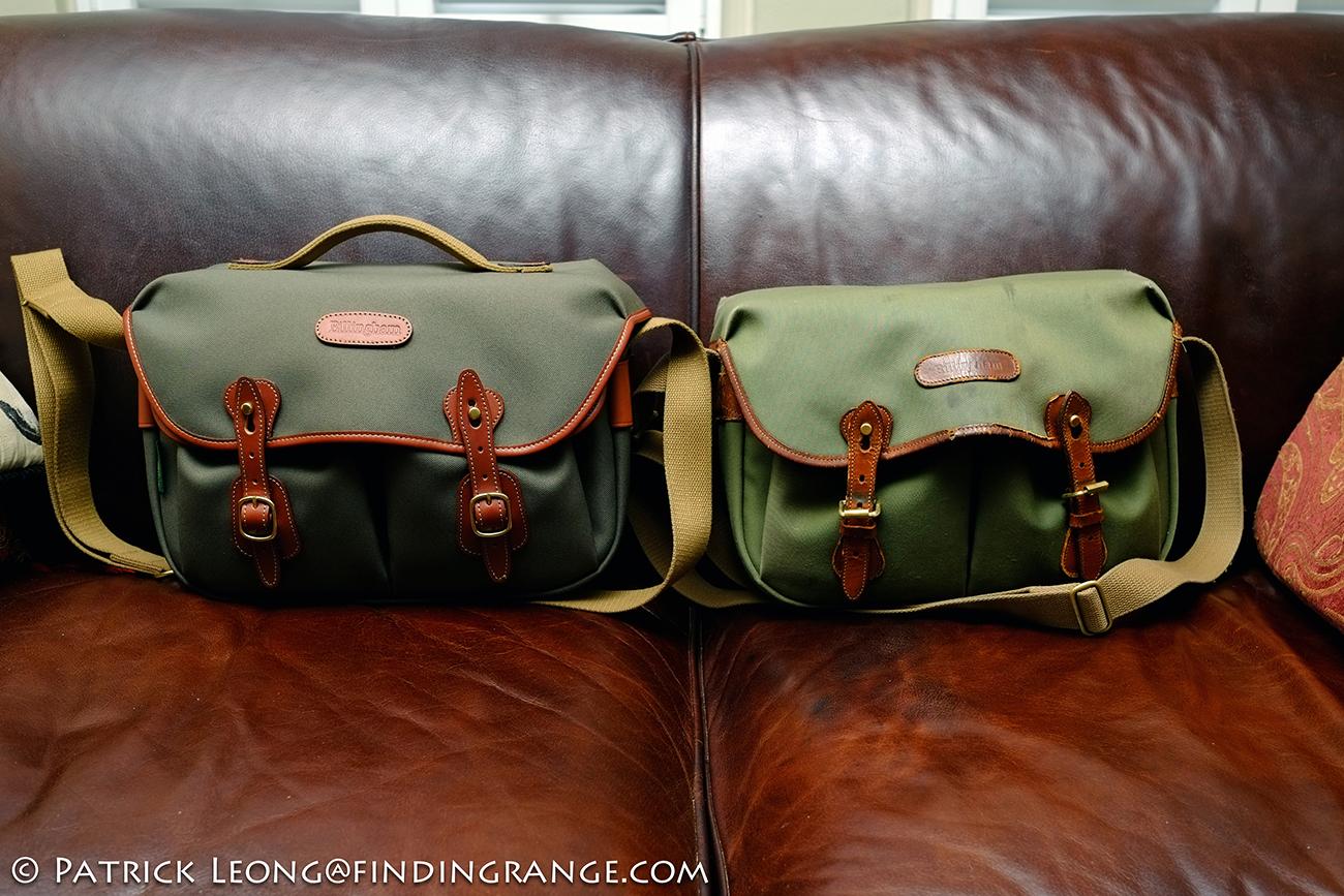 Billingham Hadley Pro Review A Solid Bag Designed To Last Lifetime One Black Canvas Tan Leather 3