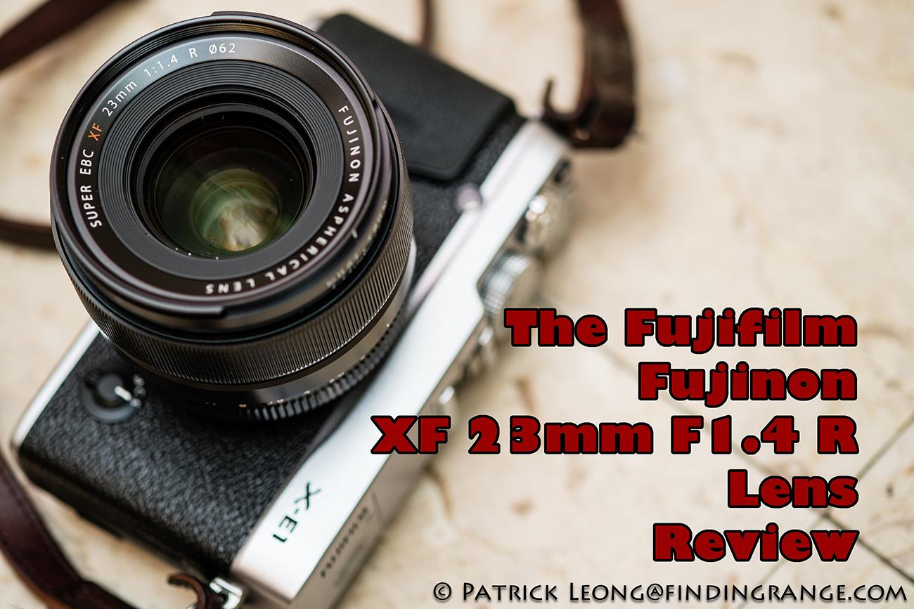 Lens 35mm F1.4 Fuji xf 23mm F1.4 r Lens