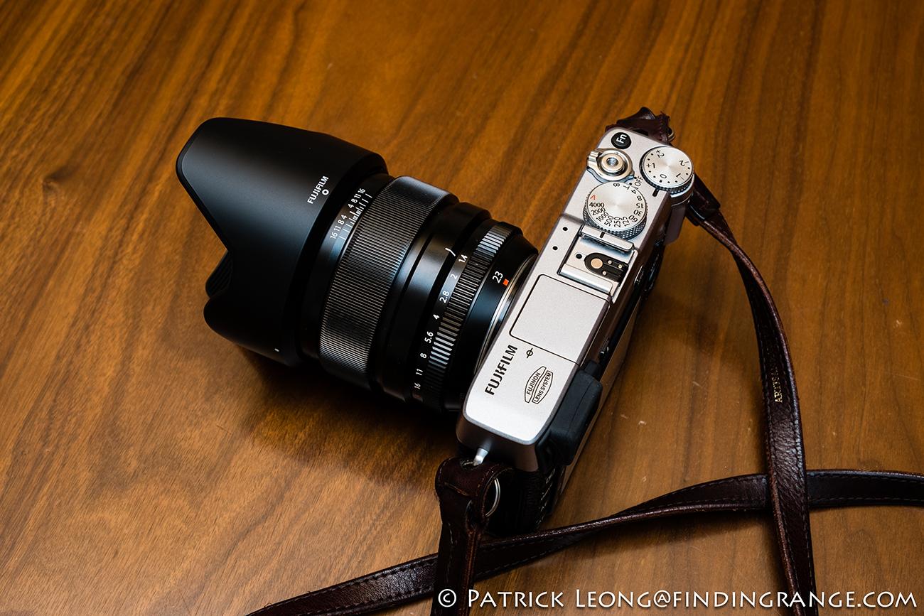 Lens 35mm F1.4 Fuji-xf-23mm-f1.4-r-lens-x