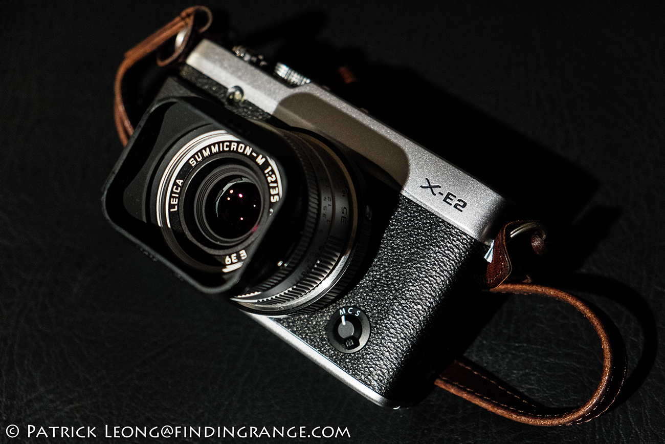 Received My Fuji X-E2 Today: Review Coming Soon: