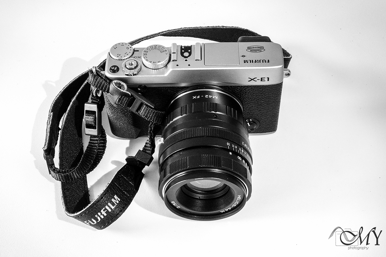 A Vintage Alternative With Fuji X-E1 by Meng Yeap