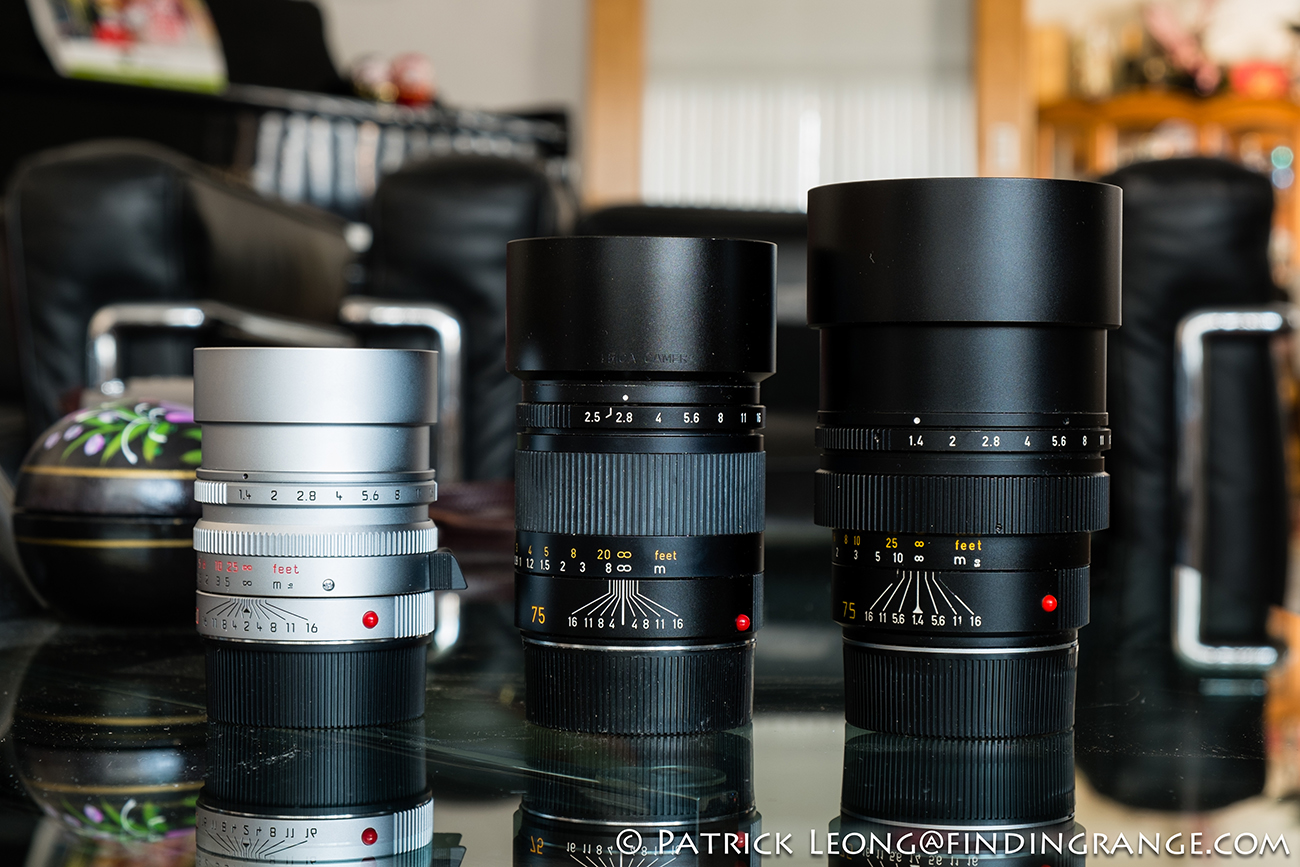 f vs m Ethics statement: we purchased the 17mm f/18 for our own personal use, while the 17mm f/12 was loaned to us for review we were not asked to write anything about these lenses, nor were we.