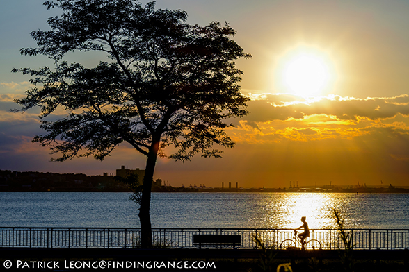 Fuji-X-E2-XF-56mm-F1.2-R-Lens-Bayridge-Brooklyn-Sunset