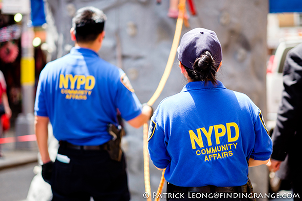 Fuji-X-E2-XF-56mm-F1.2-R-Lens-NYPD-New-York-City