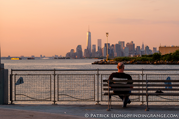 Fuji-X-E2-XF-56mm-F1.2-R-Lens-Sunset-New-York-City