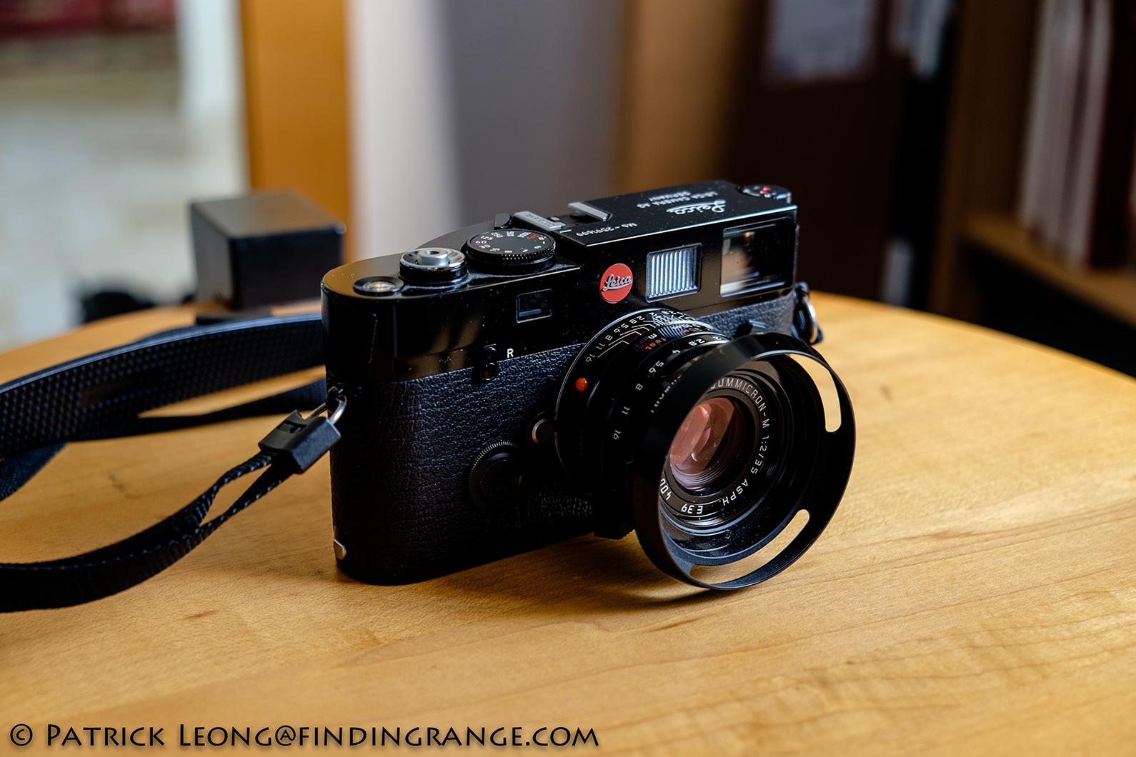 Leica M Black Paint Serial Numbers