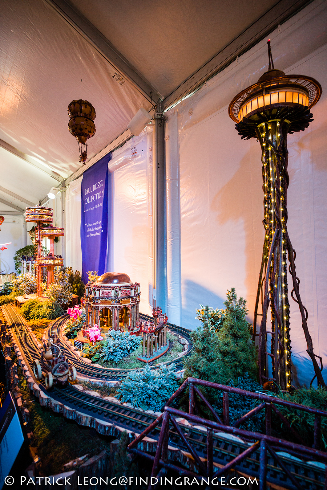 Holiday Train Show New York Botanical Garden Autos Weblog