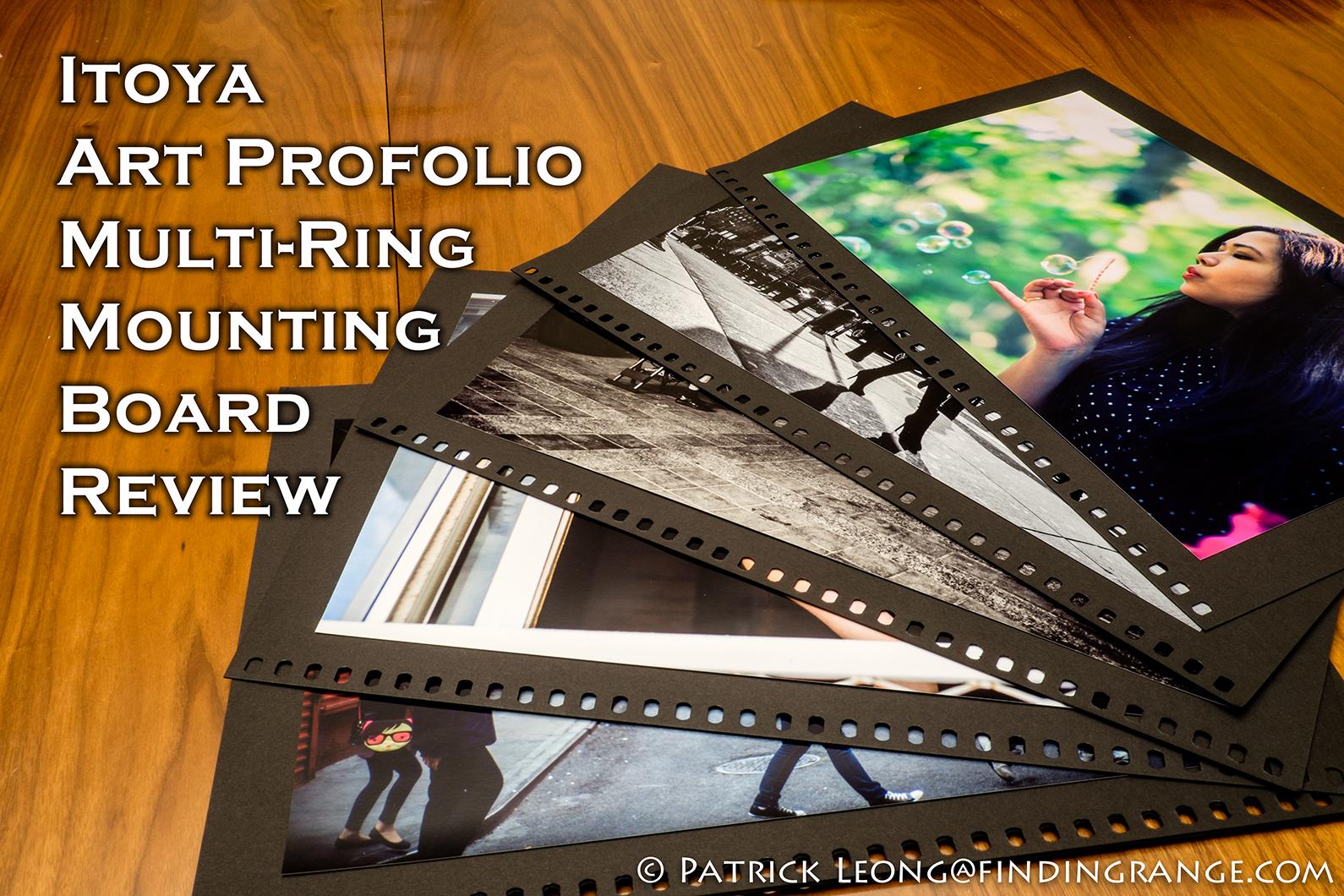 Itoya-Art-Profolio-Multi-Ring-Mounting-Board-Review-1