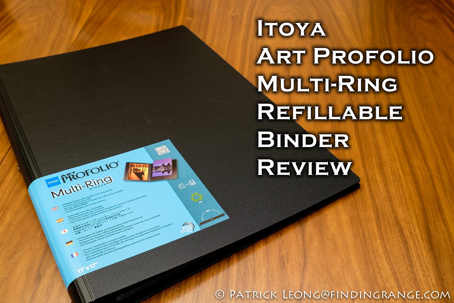 Itoya-Art-Profolio-Multi-Ring-Refillable-Binder-6