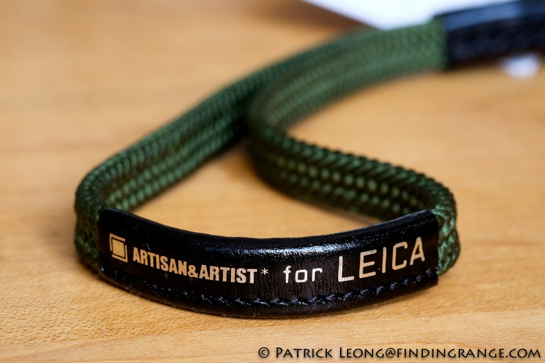 Artisan-Artist-Silk-Green-Wrist-Strap-For-Leica-4