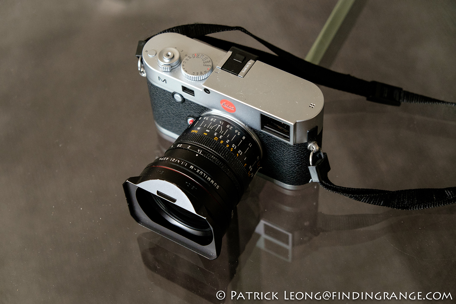 Leica 21mm Summilux ASPH Review in The Works
