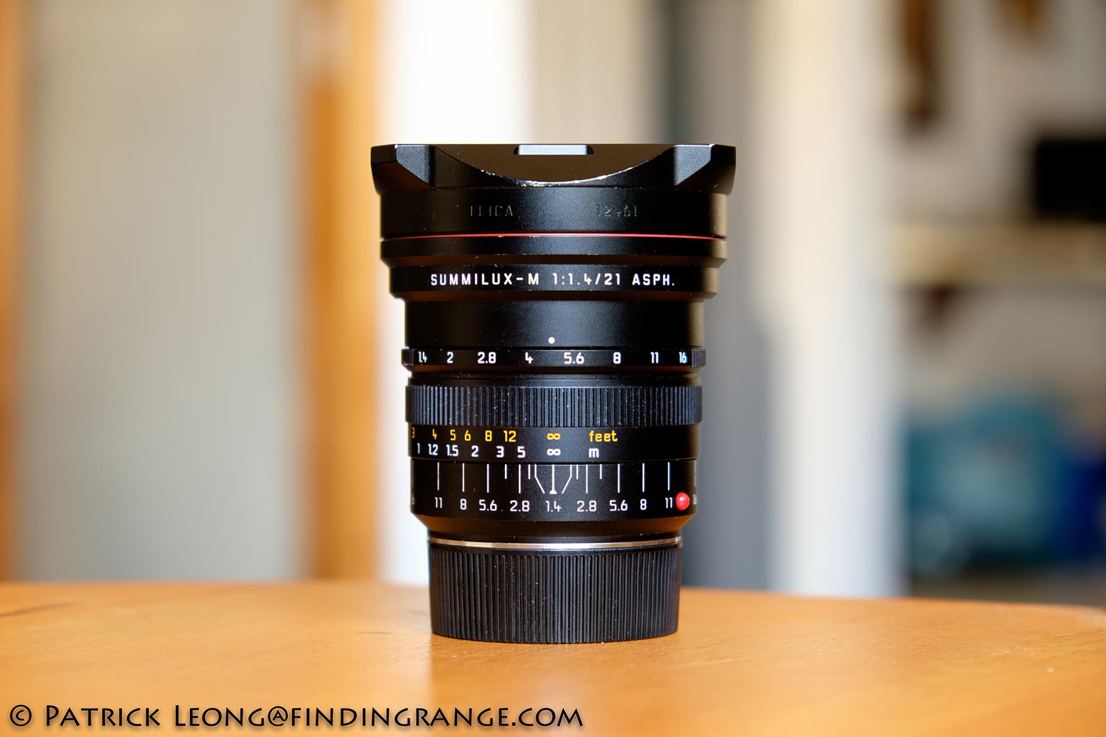 Leica 21mm Summilux-M F1 4 ASPH Review