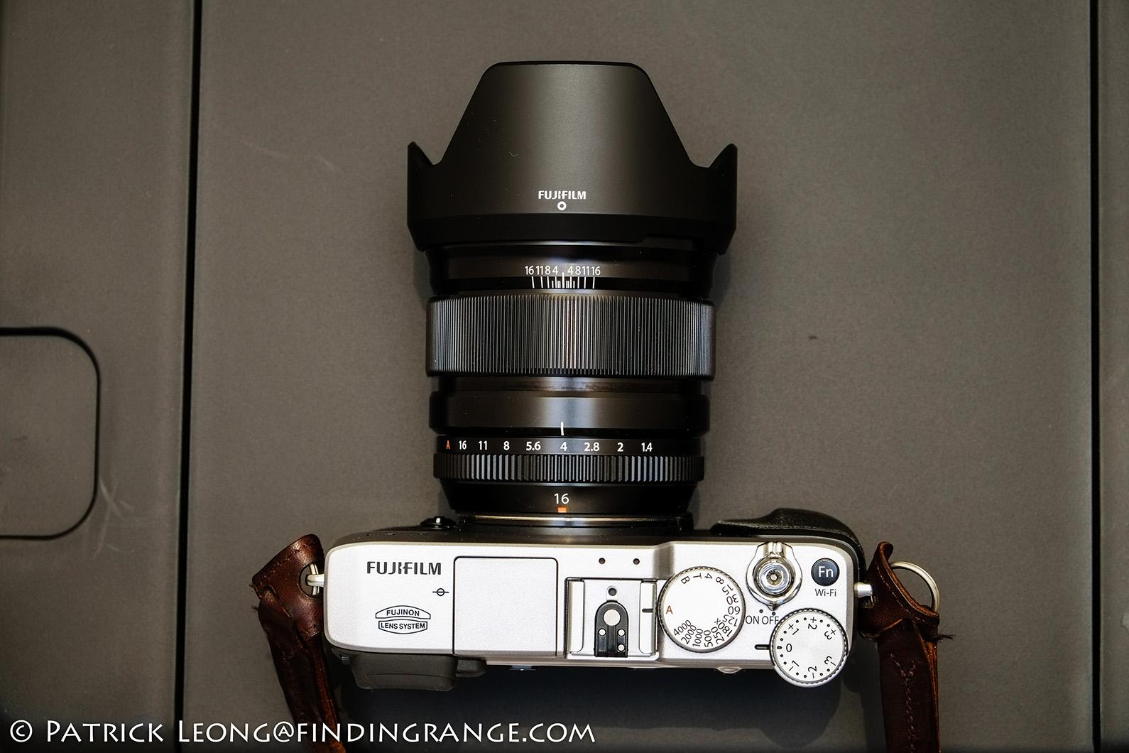 Fuji Xf 16mm F1 4 R Wr Lens Review