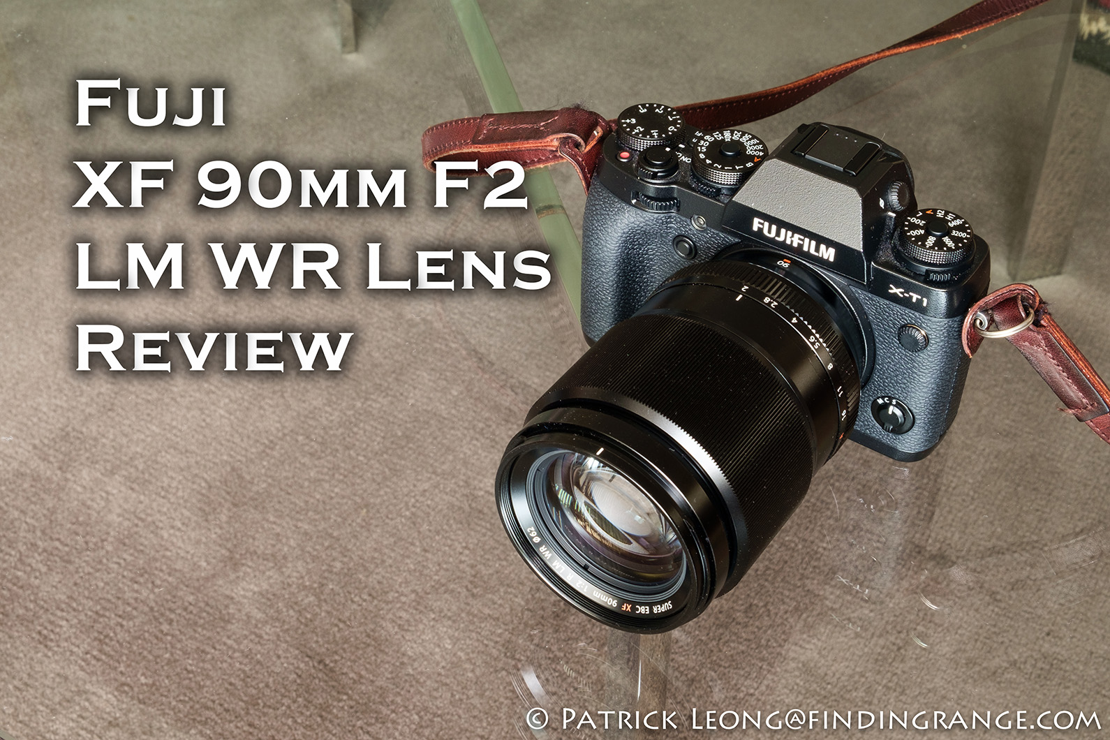 Fuji XF 90mm F2 LM WR Lens Review