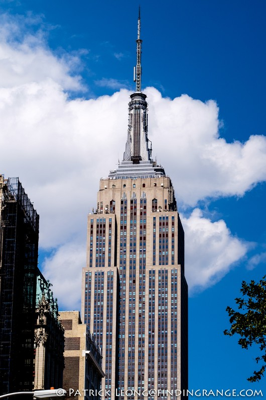 Fuji-X-T1-XF-90mm-F2-LM-WR-Lens-Empire-State-Building