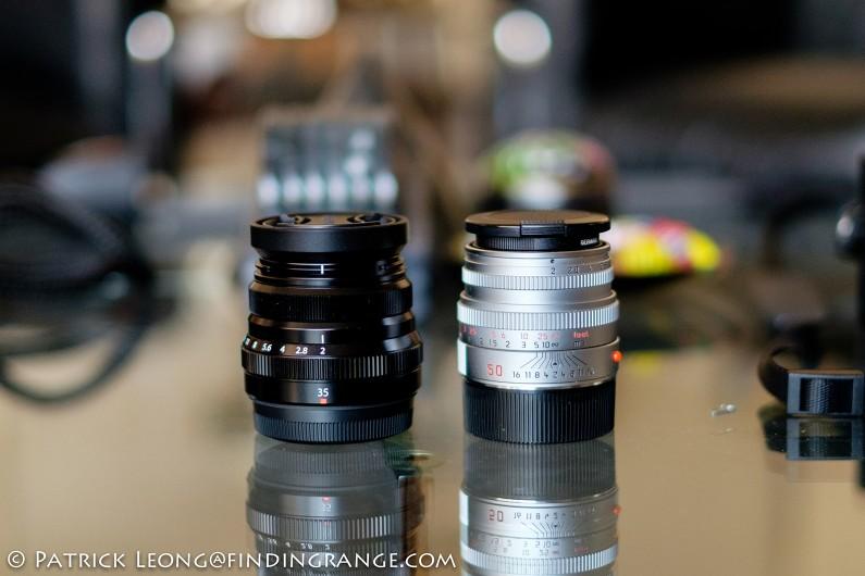 Fuji-XF-35mm-F2-R-WR-Lens-vs-Leica-50mm-Summicron-1
