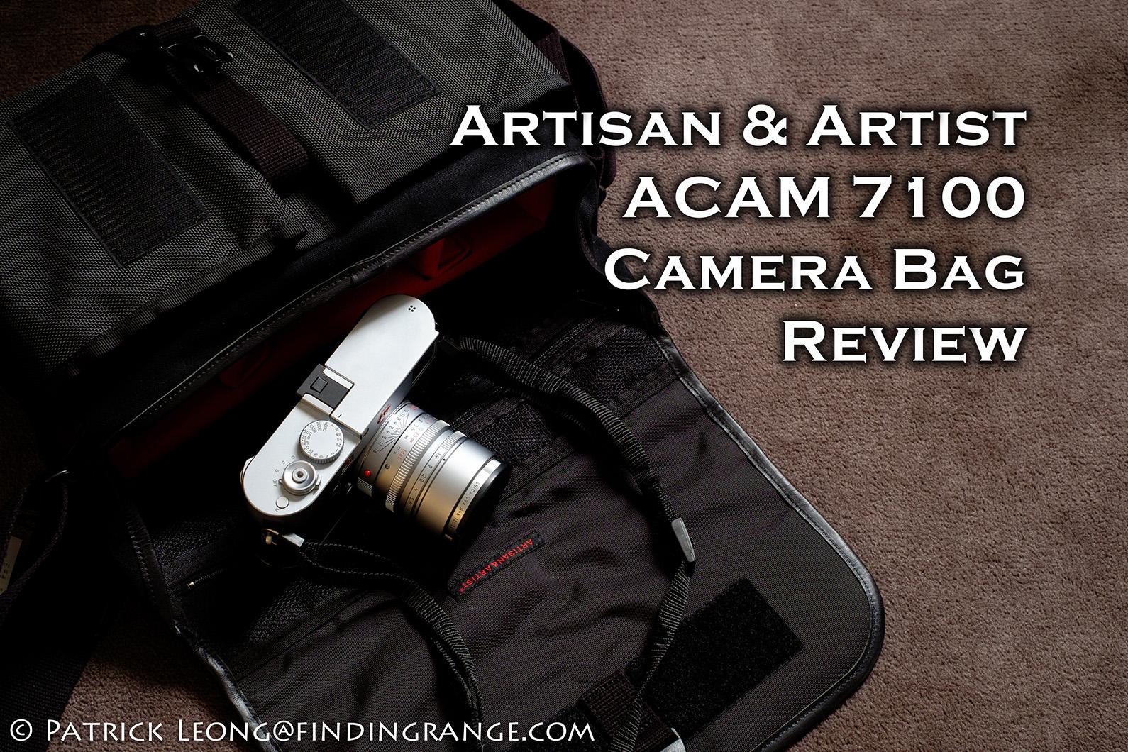 Artisan-Artist-ACAM-7100-Camera-Bag-Review-1
