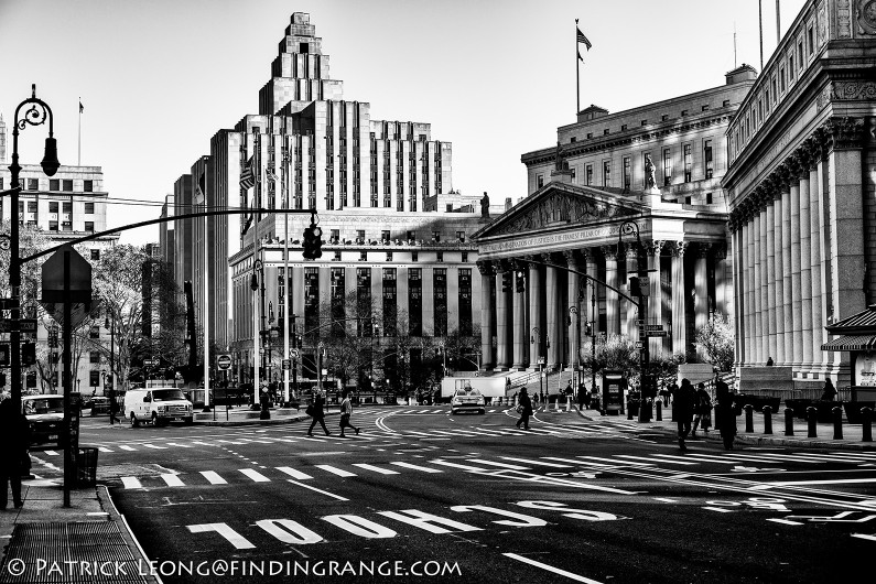 Fuji-X-T1-XF-35mm-F2-R-WR-Lens-New-York-City-Court-Building