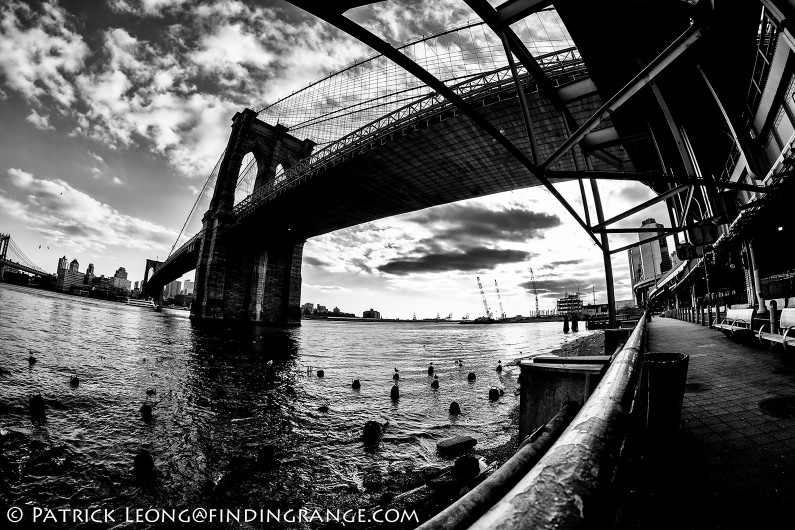 Rokinon-8mm-F2.8-UMC-Fisheye-II-Fuji-X-Series-Fuji-X-T1-Brooklyn-Bridge