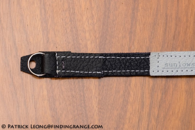 Sunlows-Orange-LL-Leather-Camera-Neck-Strap-Review-6