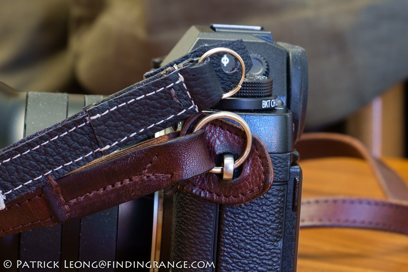 Sunlows-Orange-LL-Leather-Camera-Neck-Strap-Review-Fuji-X-T1