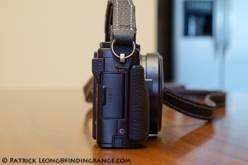 Sunlows-Orange-LL-Leather-Camera-Neck-Strap-Review-Fuji-X70-2