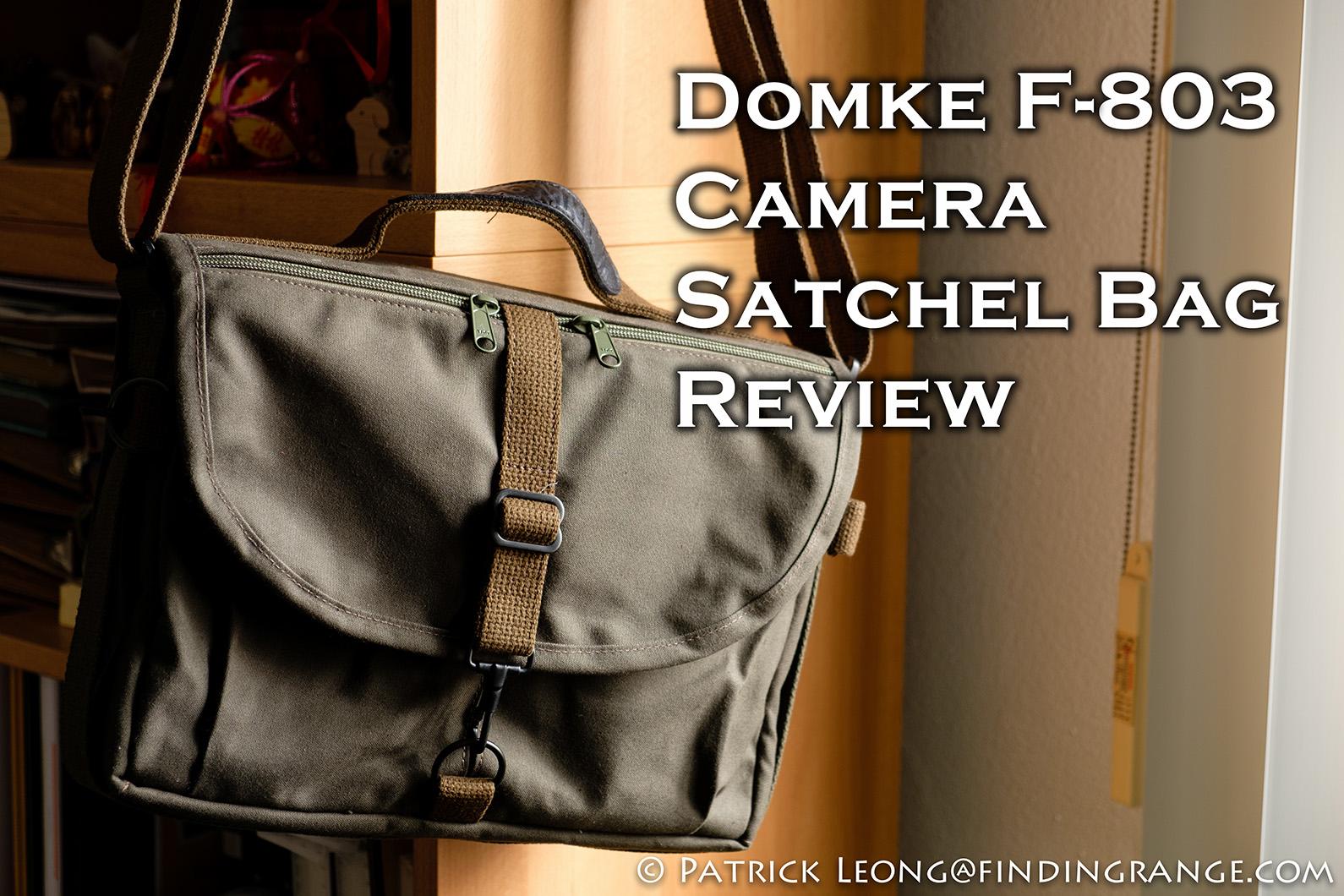 Domke-F-803-Olive-Drab-Camera-Satchel-Shoulder-Bag-3