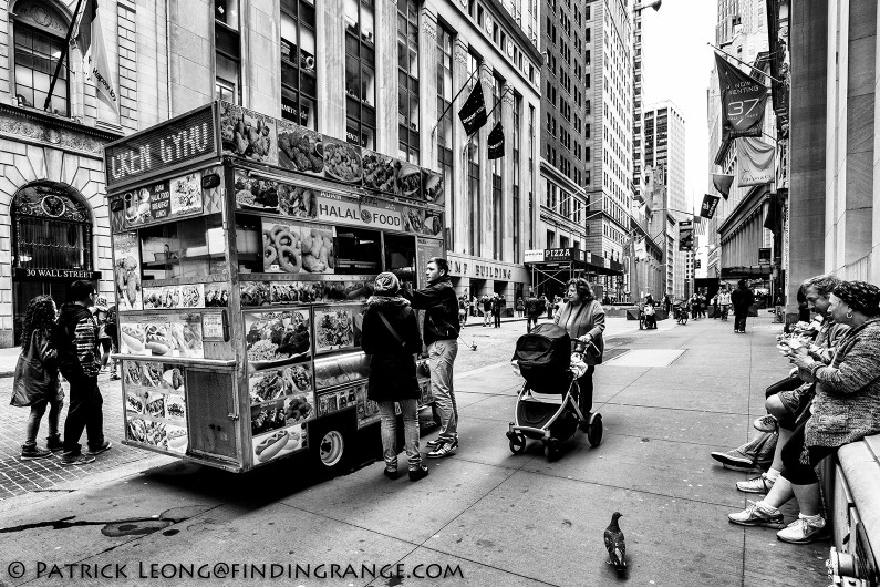 Fuji-X-Pro2-Zeiss-12mm Touit-F2.8-Financial-District-Food-Cart-New-York