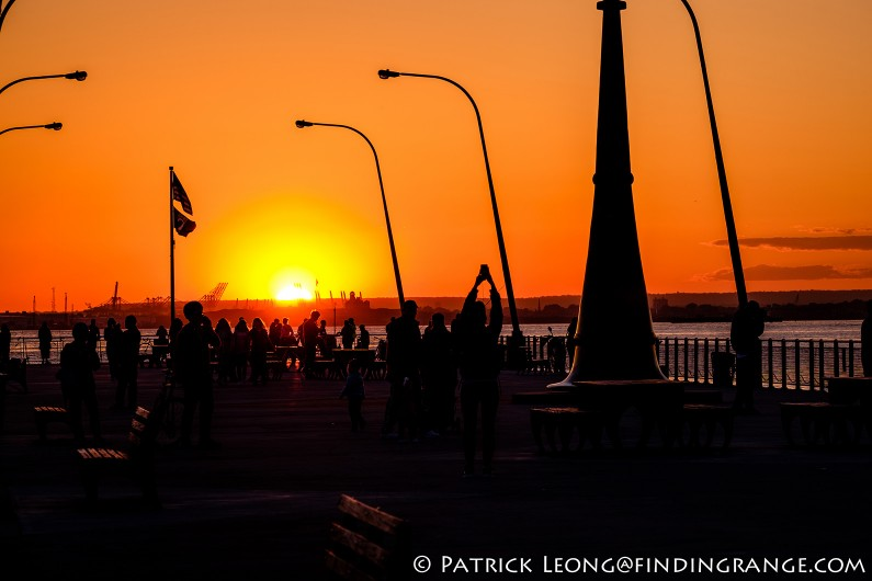Fuji-X-T1-XF-100-400mm-f4.5-5.6-R-LM-OIS-WR-Lens-American-Veterans-Memorial-Pier-Sunset-Brooklyn-Bay-Ridge