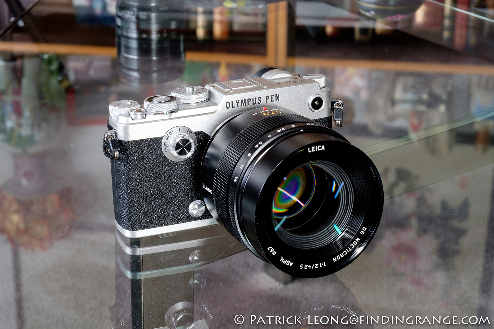 Olympus Pen F Mirrorless Camera Review